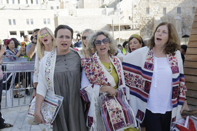 Women singing