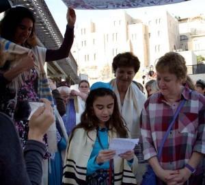 Aliyah's bat Mitzvah