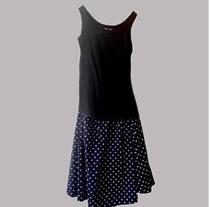 """תמונה של שמלה ללא שרוולים איתה ניסתה עו""""ד להכנס לפגוש אסיר ואמרו לה שהשמלה לא צנועה"""