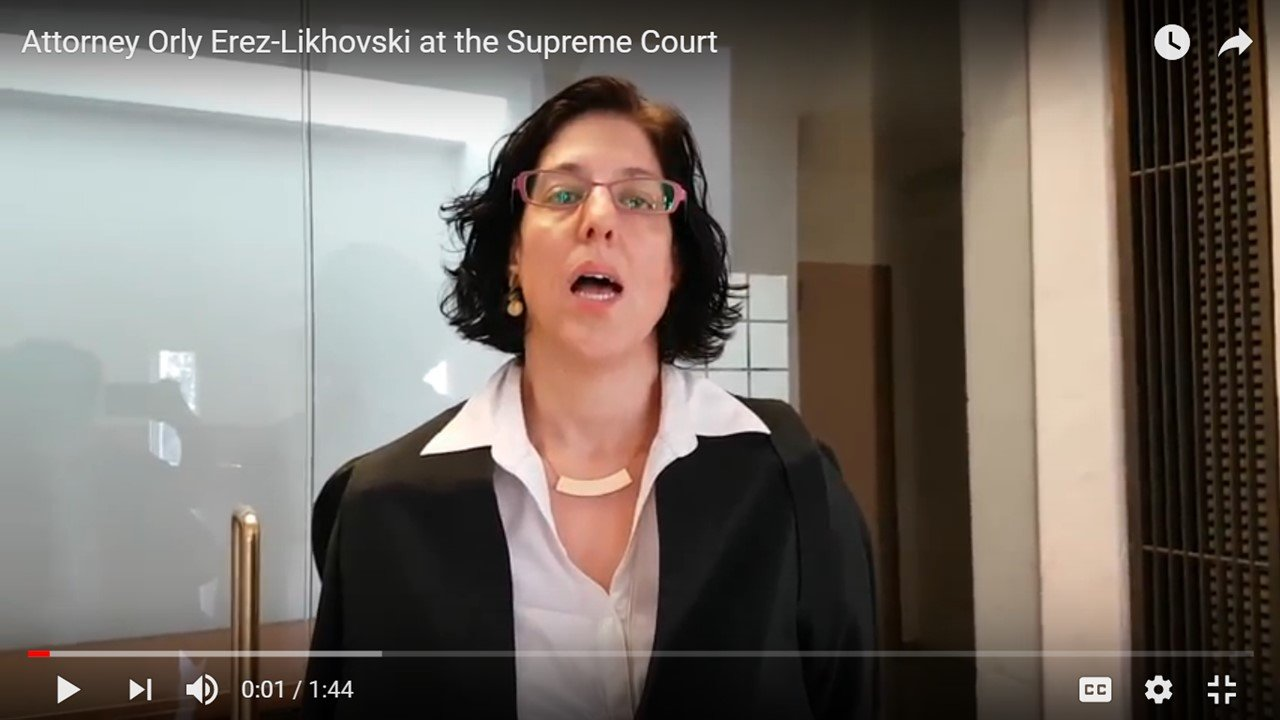 Our lawyer at court