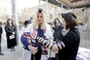 Bat mitzvah for Amaliya Kariv