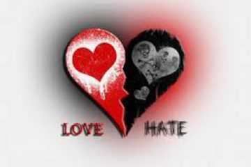 Change Happens between Love and Hate
